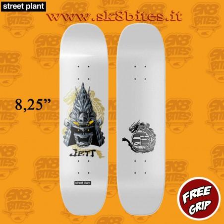 "Welcome Skateboards Pro Nora Vaconcellos Peregrine Prism 8,6"" Skateboard Street Deck"
