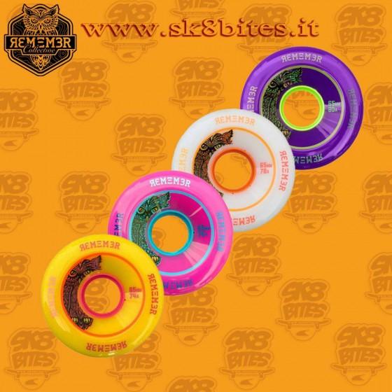 Remember Lil Hoot 65mm Longboard Slide Freeride Dancing Wheels