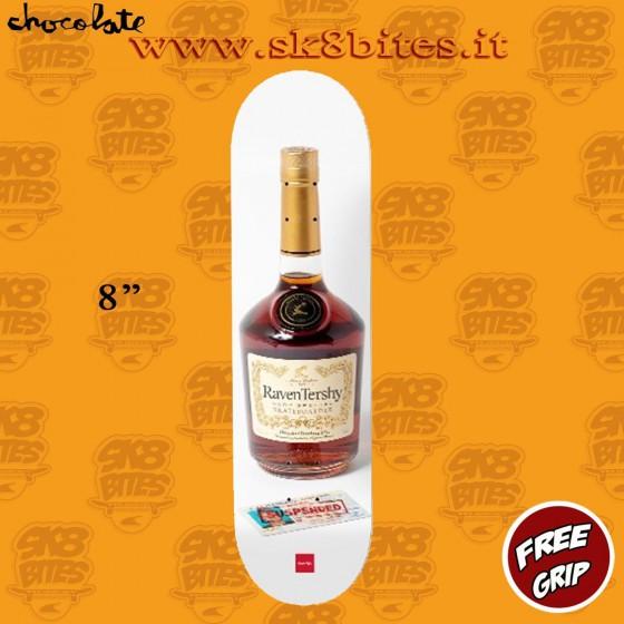 "Chocolate Tershy Bottle  8"" Skateboard Street Pool Deck"