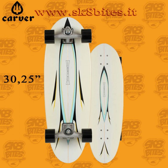 """Carver Nomad CX 30,25"""" Surfskate Carving Deck"""