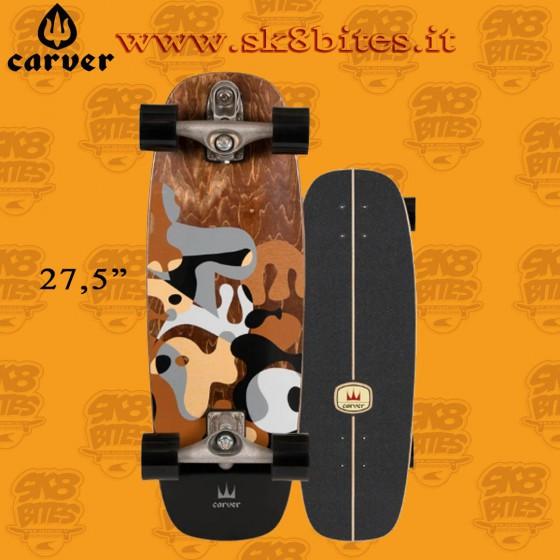 """Carver Grey Rey C7 27,5"""" Surfskate Carving Deck"""