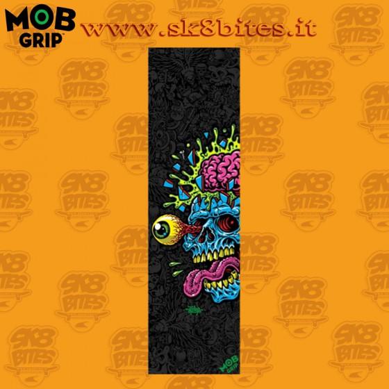 "MOB Jimbo Phillips Skull Blast 9""x33"" Graphic Skateboard Grip Sheet"