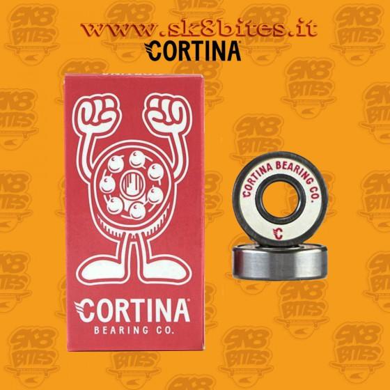Cortina Presto Skateboard Street Pool Bearings