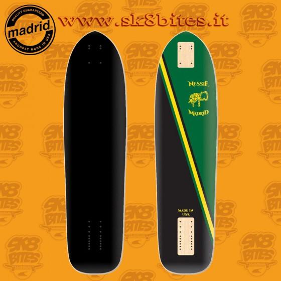 "Madrid Nessie 36"" Longboard Freeride Downhill Deck"