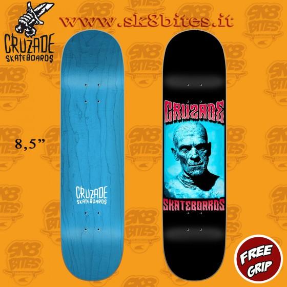 """Cruzade Serie B 8.5"""" Skateboard Street Deck"""