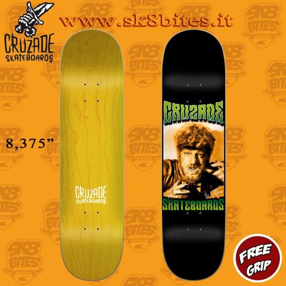 """Cruzade Serie B 8.375"""" Skateboard Street Deck"""