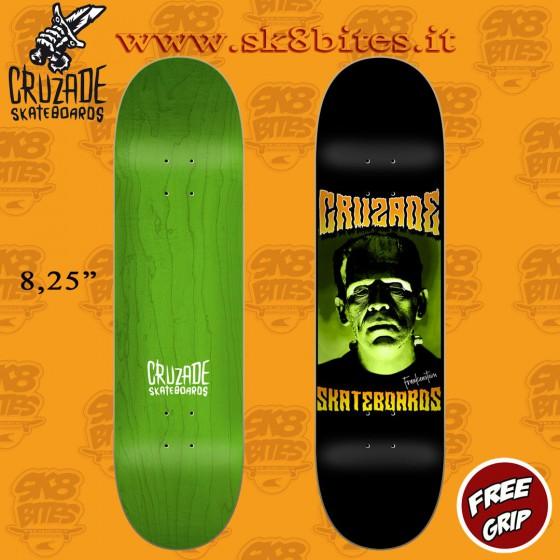 """Cruzade Serie B 8.25"""" Skateboard Street Pool Deck"""